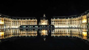 Miroir d'eau de Bordeaux