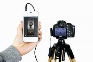 eos remote Contôle iPhone
