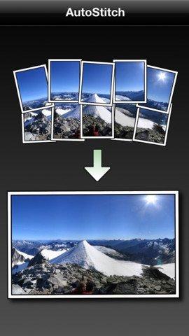 kit olloclip AutoStitch Panorama