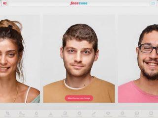 Facetune sur iPad: Raffinez vos photos portrait