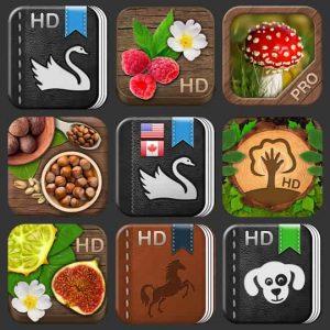 9 guides Nature Mobile pour identifier les espèces