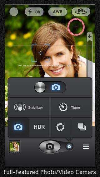 Application Top Camera iPhone