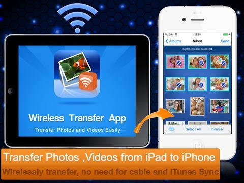 Application Wifi Transfer