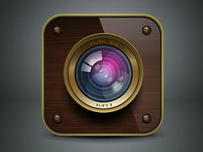 Applications photographie