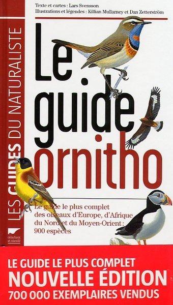 Le Guide Ornitho édition papier