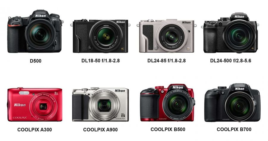 cameras compatibles SnapBridge