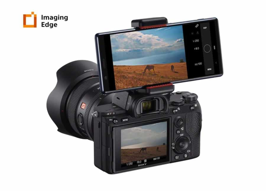 Sony Imaging Edge Mobile