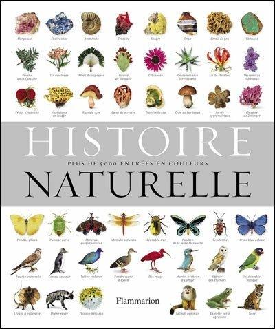 """""""Histoire naturelle"""" une encyclopédie pour identifier les espèces 1"""